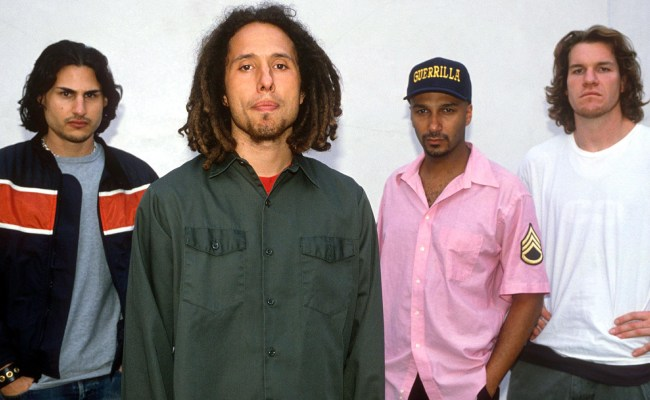 Rage Against The Machine Def Leppard Nominated For Rock