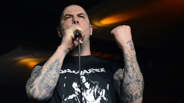 Phil Anselmo On First Album He Had Sex To Ideal Funeral
