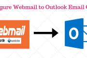 Configure Webmail to Outlook Email Client