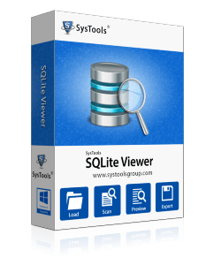 Free SQLite Viewer Software to Open  Read SQLite DB Files