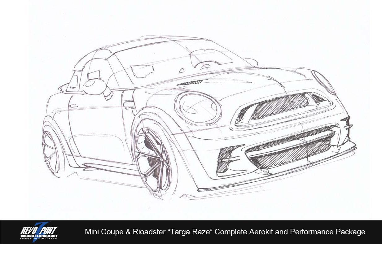hight resolution of revozport s mini targa raze for coupe