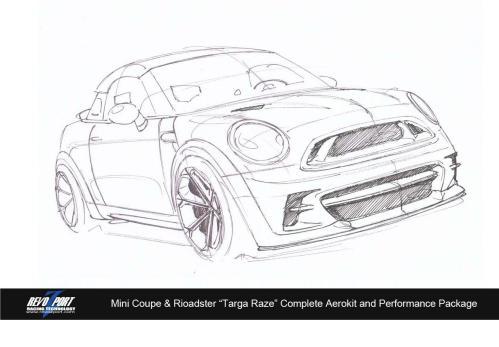 small resolution of revozport s mini targa raze for coupe