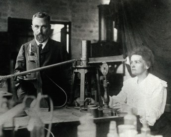Pierre et Marie Curie, une passion commune : la recherche scientifique