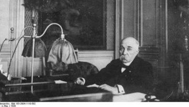 Georges Clémenceau, Le Tigre