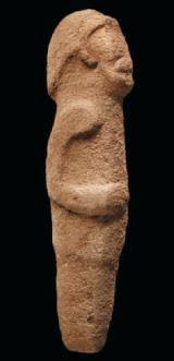 Nouvelle Acropole - Statuette pré-sumérienne