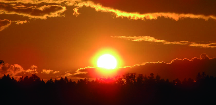 Qu'est une vie ? Rien ; à peine un jour, le temps qui sépare le lever du coucher du soleil...