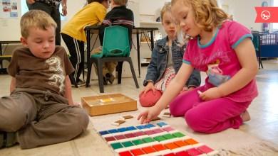 Tout est pensé pour que les enfants puissent réellement être connectés, rire, échanger, s'exprimer, s'entraider, travailler et vivre ensemble.