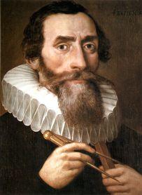 Johannes Kepler (5) au XVIIe siècle propose que l'univers ne soit pas infini en taille et qu'il ne contient pas une infinité d'étoiles.