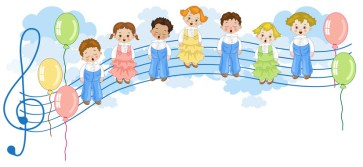 Les comptines sont comme des chansonnettes qu'on apprend par cœur, faciles à retenir.