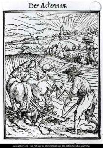 Le paysan rencontra le diable