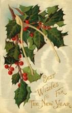 La première carte de vœux est à l'initiative de Sir Henry Cole en Angleterre.