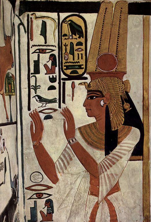 Aux côtés du pharaon ou elles-mêmes pharaons, les reines doivent maintenir l'unité de leur pays (entre la Haute et Basse Égypte), l'unité du peuple, l'union entre le ciel et la terre.
