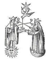 La première union recherchée est celle entre la conscience et l'inconscient, condition indispensable à la conquête de l'harmonie intérieure.