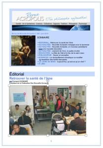 Revue Acropolis n°308