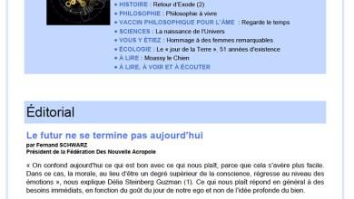 Revue Acropolis n°328