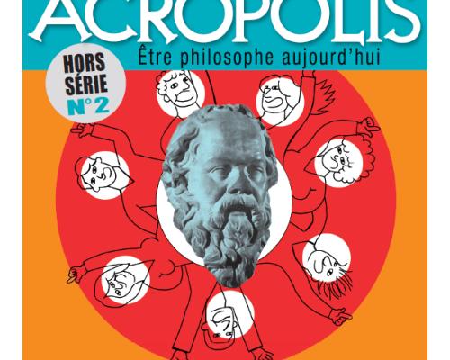 Hors série Acropolis n° 2 – Socrate, l'actualité du dialogue
