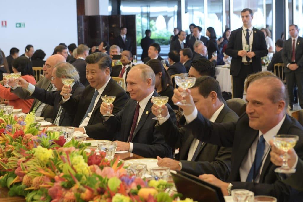 L'Iran, la Chine et la Russie : des alliés de circonstance ?