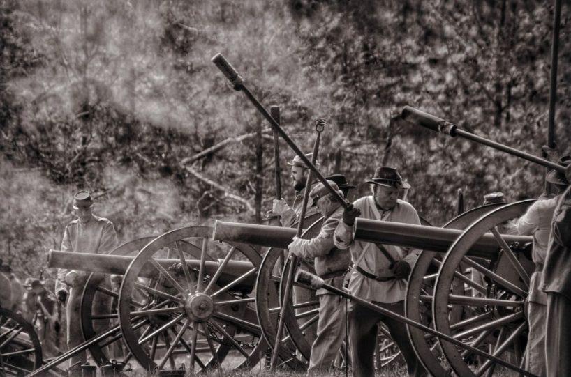 Gettysburg, des chaussures hors de prix