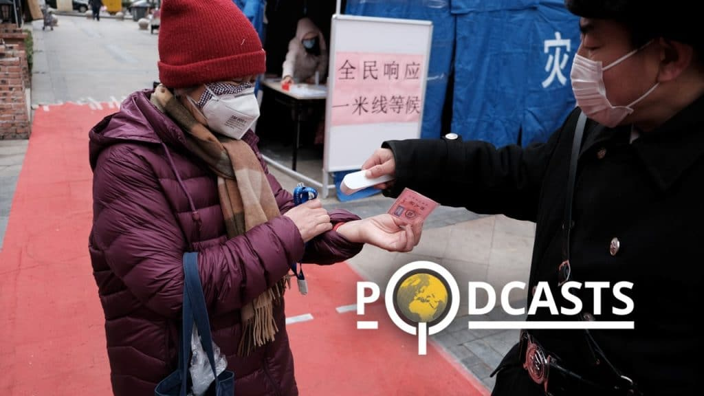Podcast. Gérer une crise : le coronavirus. Xavier Guilhou