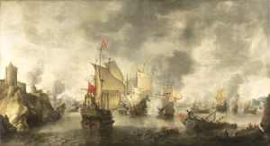 Les Provinces unies aux XVIe et XVIIe siècles : l'opulence pour stratégie