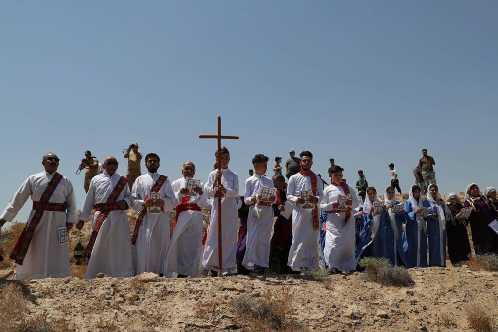 Conflits TV : les minorités chrétiennes d'Orient