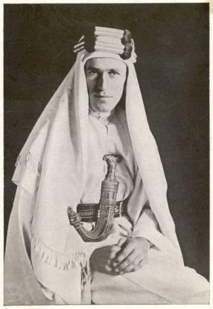 L'art occidental de la guerre subversive : Lawrence d'Arabie