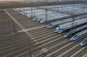 Routes de la soie : retards dans le projet de ligne ferroviaire reliant la Turquie à la Chine via l'Iran