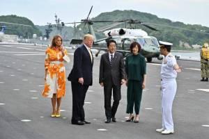 Le dynamisme géopolitique japonais
