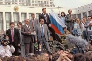 Boris Eltsine et ses héritages politiques