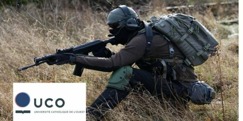 Journée d'études combattants étrangers UCO. Compte rendu