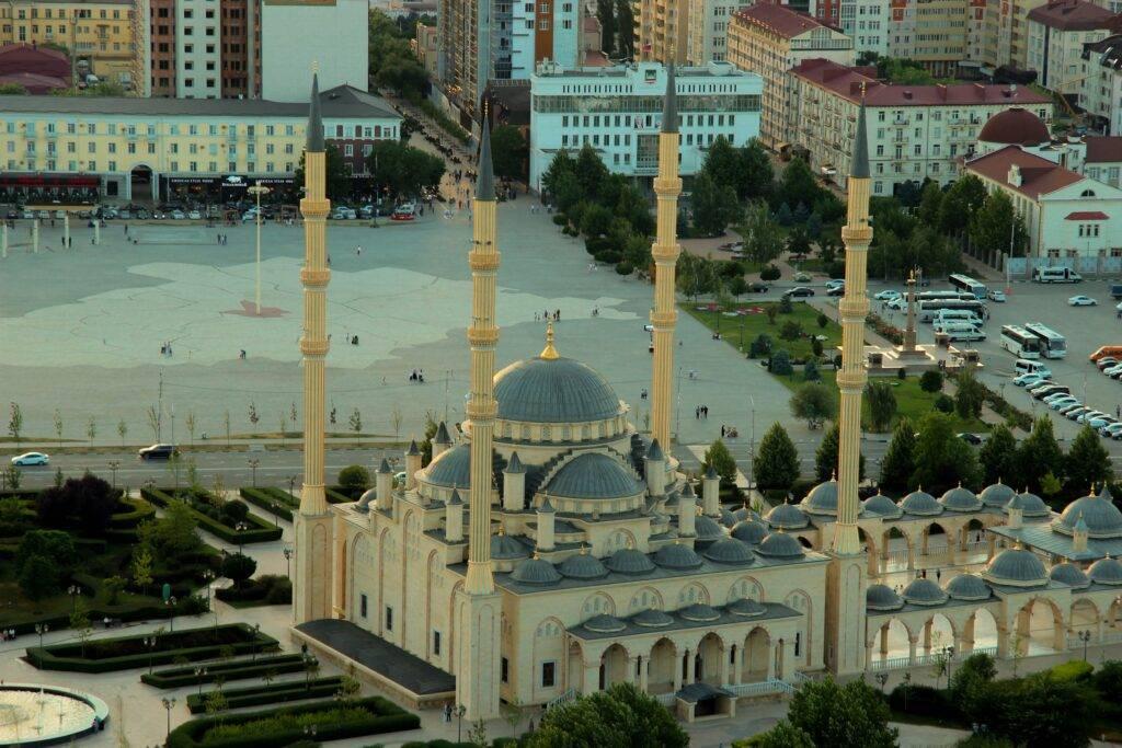 Grozny, petite capitale islamique en Russie