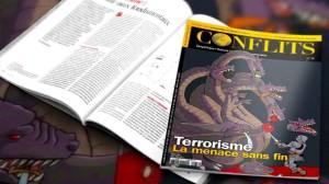 Terrorisme : la menace sans fin. Nouveau dossier de Conflits