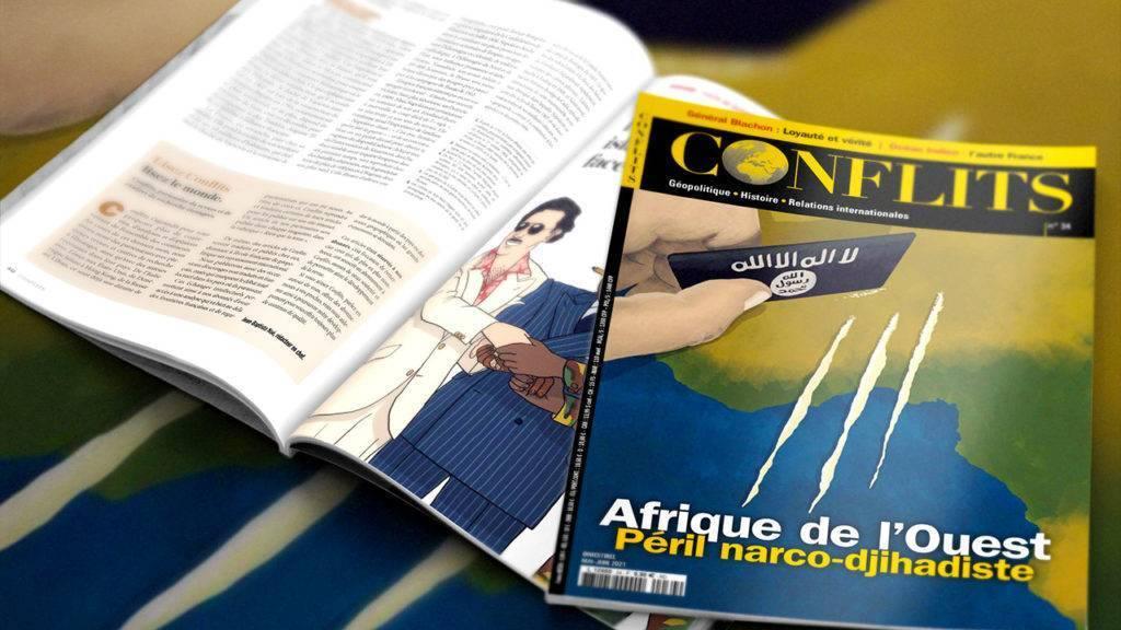 Nouveau Conflits – Afrique de l'Ouest. Le péril narco-djihadiste