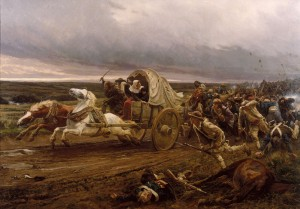 La débâcle de Cholet en 1793