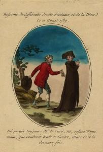 Réforme de différents droits féodaux et de la dîme, le 11 août 1789