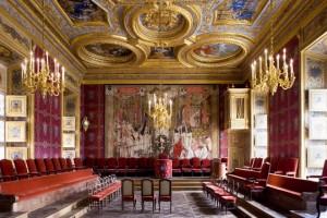 Parlement de Bretagne, édifié au tout début du XVIIe siècle