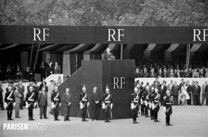 Discours du général De Gaulle pour la présentation de la Constitution de la Ve République, 4 septembre 1958