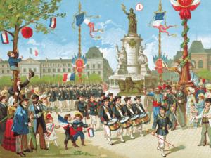 Paris, capitale républicaine