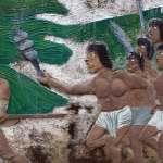 (5) Relief Mural