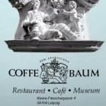 Coffé Baum, Leipzig, was Germany's first coffeehouse