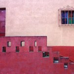 A colorful house (San Cristóbal El Alto) —Margaret E. Williams