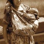 Mother, Baby and Bashfull Beauty (Tecpán) —Rich Neel