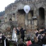 Mayan wedding globe