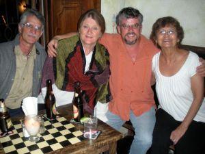 Guests at Steve James concert