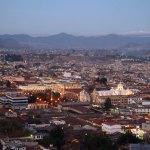 Panorama of Quetzaltenango by Harry Díaz