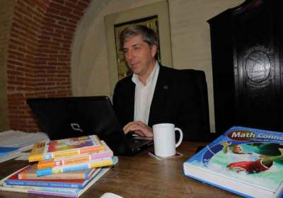 Director Jim Pastore