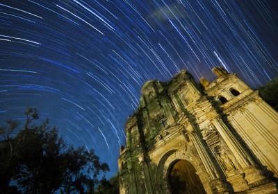 Ermita de La Cruz, Antigua Guatemala by Ivan Castro Peña