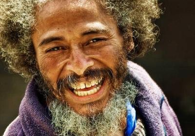 Una Sonrisa mi hermano! by Mario Hernández
