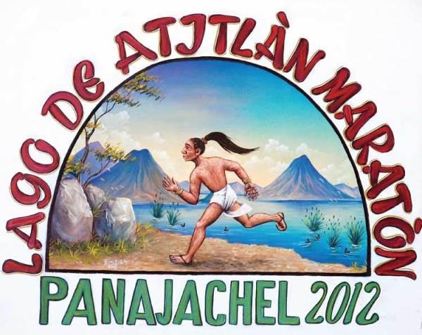 Lago de Atitlán Maratón, Panajachel 2012