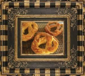 Soft pretzels (dana spencer)
